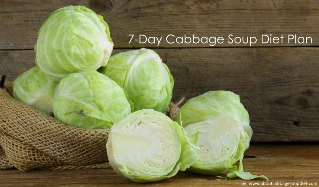The 7 Days Fat Burning Soup Diet Plan Cabbage Soup Diet