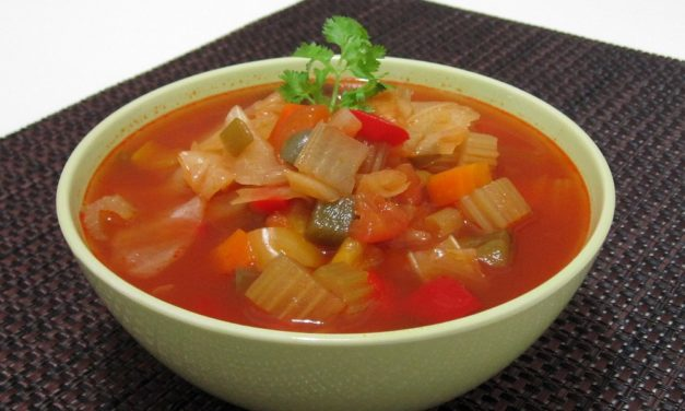 Original Fat-Burning Cabbage Soup Diet Recipe