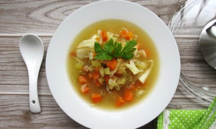 Spicy Cabbage Soup Recipe